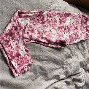 BCBG leggings size M worn once